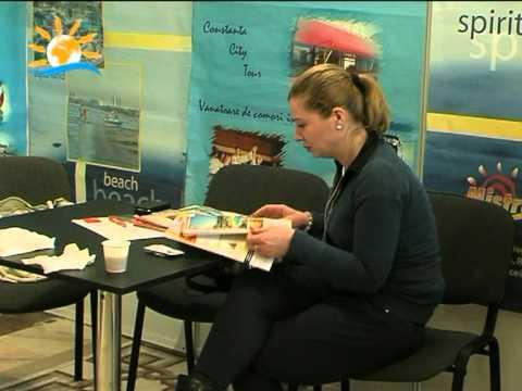 Interviu Mariana Gorbanescu – Mistral Tour, Târg Holiday Market, 17-21 martie, Bucureşti – VIDEO