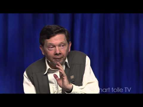 Eckhart Tolle Video: Stepping Out of the Conditioned Mind to Recognize the Self