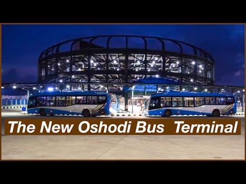 IS THE BRT TRANSPORTATION SYSTEM IN NIGERIA ORGANISED?|LAGOS NIGERIA| OSHODI BUS TERMINAL|