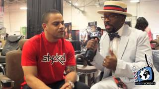 Jay-Z's Barber Johnny Cake First BARBER WORLD TV Interview With Kamal Nuru AKA Zoe Mega Millions On