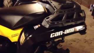 10. Can Am XMR 650 review