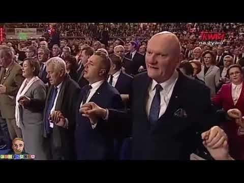 """""""Pingwinie tańce u Ojca Rydzyka"""". Wersja pełna, koloryzowana :D"""