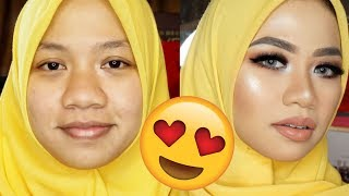 Video MAKEUP PANGLING ! feat. mba nana MP3, 3GP, MP4, WEBM, AVI, FLV Maret 2019