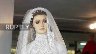 Mexico: 'Corpse' bride haunts Chihuaha 87 years after being put on display
