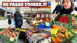 Video DI AUSTRIA JUGA ADA PASAR SHAAAY😁 MIRIP SAMA PASAR INDO.?!🤔 MP3, 3GP, MP4, WEBM, AVI, FLV Februari 2019