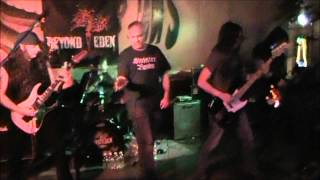 Sinister Realm - The Call Of The Nightwolf (4-6-12 at Jabber Jaws) HD