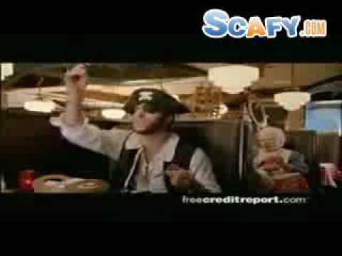 scafy - http://www.scafy.com ... Funny commercials All 3 Free Credit Report Commercials Chimpunkified.