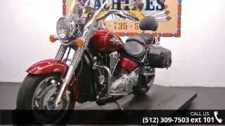 4. 2006 Kawasaki Vulcan 2000 Classic LT  - Dream Machines In...