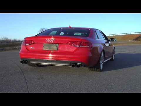 Video STaSIS B8 S4 cat-back exhaust