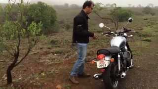 6. AutoTracker - Triumph Bonneville SE - India Spec - High Flow Exhaust by Triumph