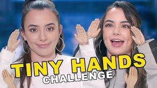 Video Tiny Hands Challenge - Merrell Twins MP3, 3GP, MP4, WEBM, AVI, FLV Oktober 2018