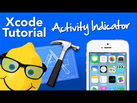 XCode 4 Tutorial Activity Indicator - Geeky…