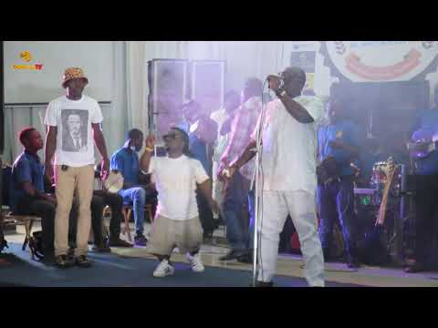 REMI ALUKO'S PERFORMANCE AT SOUL TO SOUL ALL WHITE PARTY