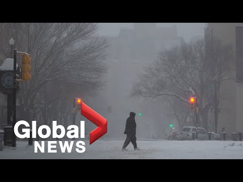 Winter forecast from Global News