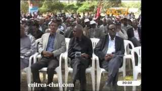 Eritrean Arabic News  1 May 2013 by Eritrea TV