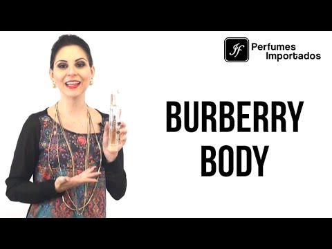 Perfume Burberry Body Feminino – Eau de Parfum