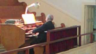 Calitzdorp South Africa  city photo : Organ Recital in the Dutch Reformed Church, Calitzdorp, South Africa