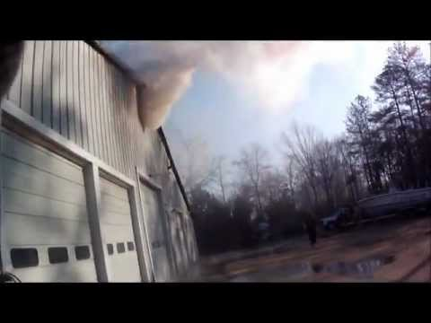 Bldg - Engine 72 and Truck 7 responded for smoke coming from the building in the 44000 block of Smoke Hill Road in Wildewood on 3-23-13. Companies found a fire on t...
