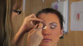 Dinair Airbrush Make Up - Shimmer with Pinks & Purples