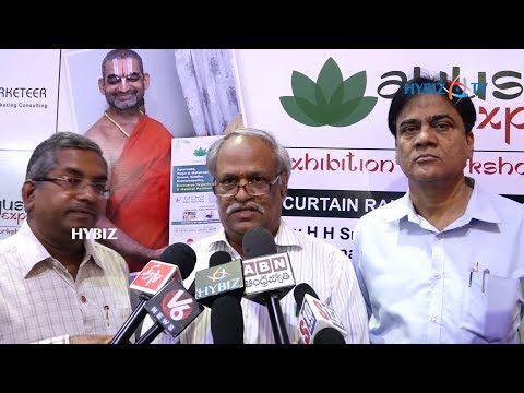 , Ayush Expo 2017 | Dr. Rajender Reddy