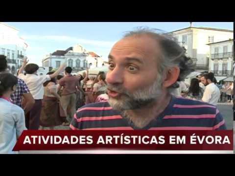 INTERCÂMBIO DE ESTUDANTES BRASILEIROS EM ÉVORA