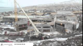 2015-03-09 Skúladepilin við Marknagil