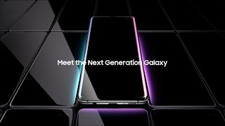 Introducing the Galaxy S10