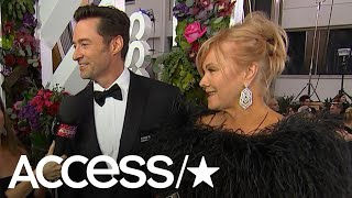 Video Hugh Jackman On His Friendship With Zac Efron & His Marriage To Deborra-lee Furness | Access MP3, 3GP, MP4, WEBM, AVI, FLV Desember 2018