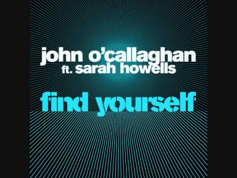 John O'callaghan - Zyzz Version V2, - Find Yourself feat. Sarah Howells (Remix)