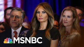 Joy Reid's panel had differing views over whether Melania Trump has the right to live in Trump Tower at tremendous cost to taxpayers, as Trump family travel ...