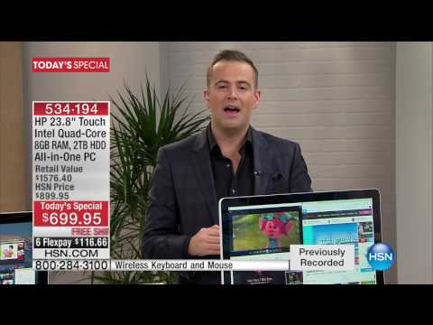 HSN   Electronic Connection featuring HP 01.21.2017 - 06 AM