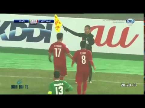 U23 Châu Á 2018: U23 Việt Nam - U23 Iraq (Hiệp phụ và Penaty) - Thời lượng: 51:08.