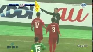 Video U23 Châu Á 2018: U23 Việt Nam - U23 Iraq (Hiệp phụ và Penaty) MP3, 3GP, MP4, WEBM, AVI, FLV Desember 2018