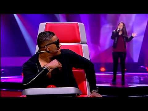 "Rebeca Reinaldo - ""A Thousand Years"" Christina Perri - Prova Cega - The Voice Portugal - Season 2"
