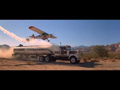 Licence To Kill Truck Chase Part 2