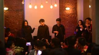 Mashup Bâng Khuâng, Crying Over You - JustaTee - Glee Ams live cover, justatee, nhac justatee, ca khuc justatee