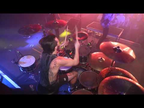 Miss May I - Forgive And Forget [Jerod Boyd] Drum Video Live [HD]