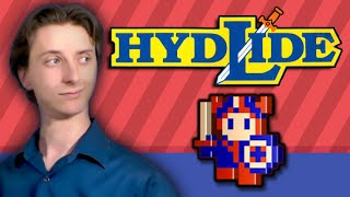 Excuse me for a second. My left temple has an appointment with a powerdrill. This is HYDLIDE for the NES! Consider subscribing ...