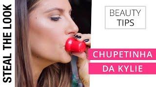Chupetinha da Kylie by @GGduval96 | Steal The Look Beauty Tips