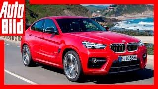 Zukunftsvision: BMW X4 (2018) / BMW X4 Nachfolger by Auto Bild