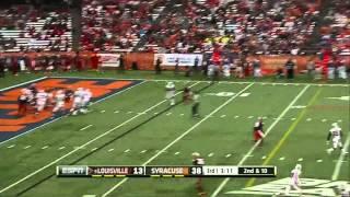 Teddy Bridgewater vs Syracuse (2012)