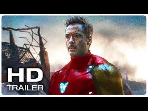 AVENGERS 4 ENDGAME Final Trailer (NEW 2019) Marvel Superhero Movie HD
