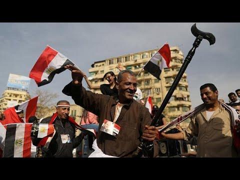 Ägypten: Präsidentenwahl geht in den zweiten Tag
