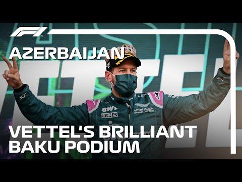 The Story Of Seb's Brilliant Baku Podium | 2021 Azerbaijan Grand Prix
