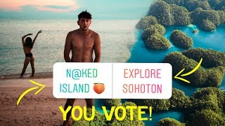 Download Video YOU Control our Philippines Travels - Sohoton is PARADISE MP3 3GP MP4