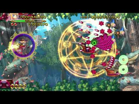 XBLA : TROUBLE WITCHES NEO!