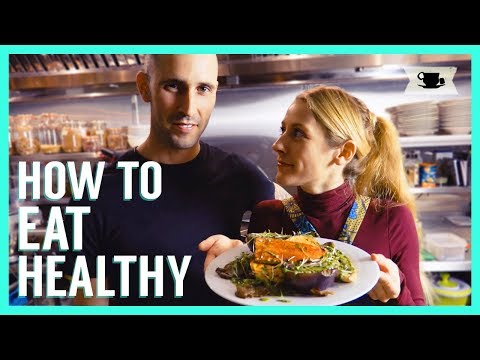 Nutrition - Guide To A Healthy Diet - With 2 SUPER HEALTHY RECIPES