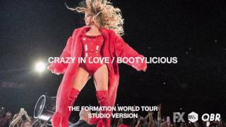 Video Beyoncé - Crazy In Love/Bootylicious (Live at The Formation World Tour Studio Version) MP3, 3GP, MP4, WEBM, AVI, FLV November 2018