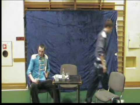 Kabaret 3D - Misja Azbest