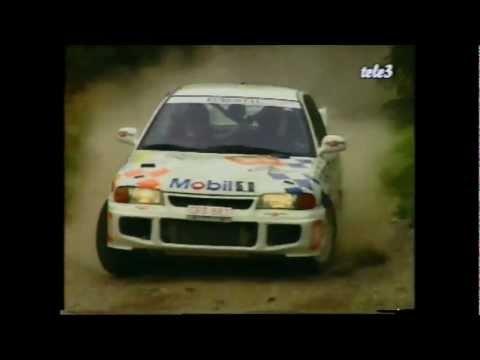 Sezon 1997 załogi Pineles/Wodniak + prezentacja 1998